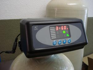 Cabezal automático para Ablandador de agua