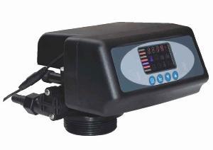 Cabezal automático programable para Ablandadores de agua