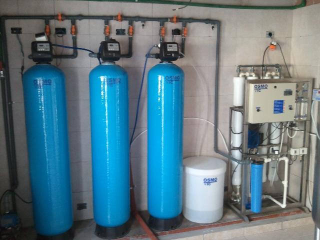 Osmosis Inversa para potabilización de agua - Buenos Aires